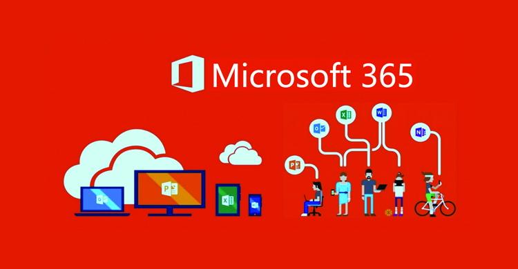 Accesso sezione informativa Microsoft Education 365