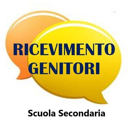 """Istituto Comprensivo """"F. Gatti"""" Curno » Ricevimento docenti Scuola  Secondaria a.s. 2020-21"""