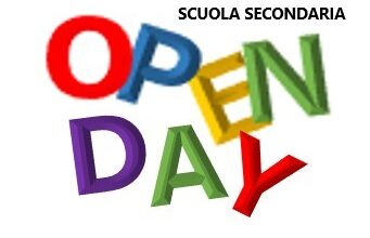 Open Day 2020 Scuola Secondaria di Primo grado